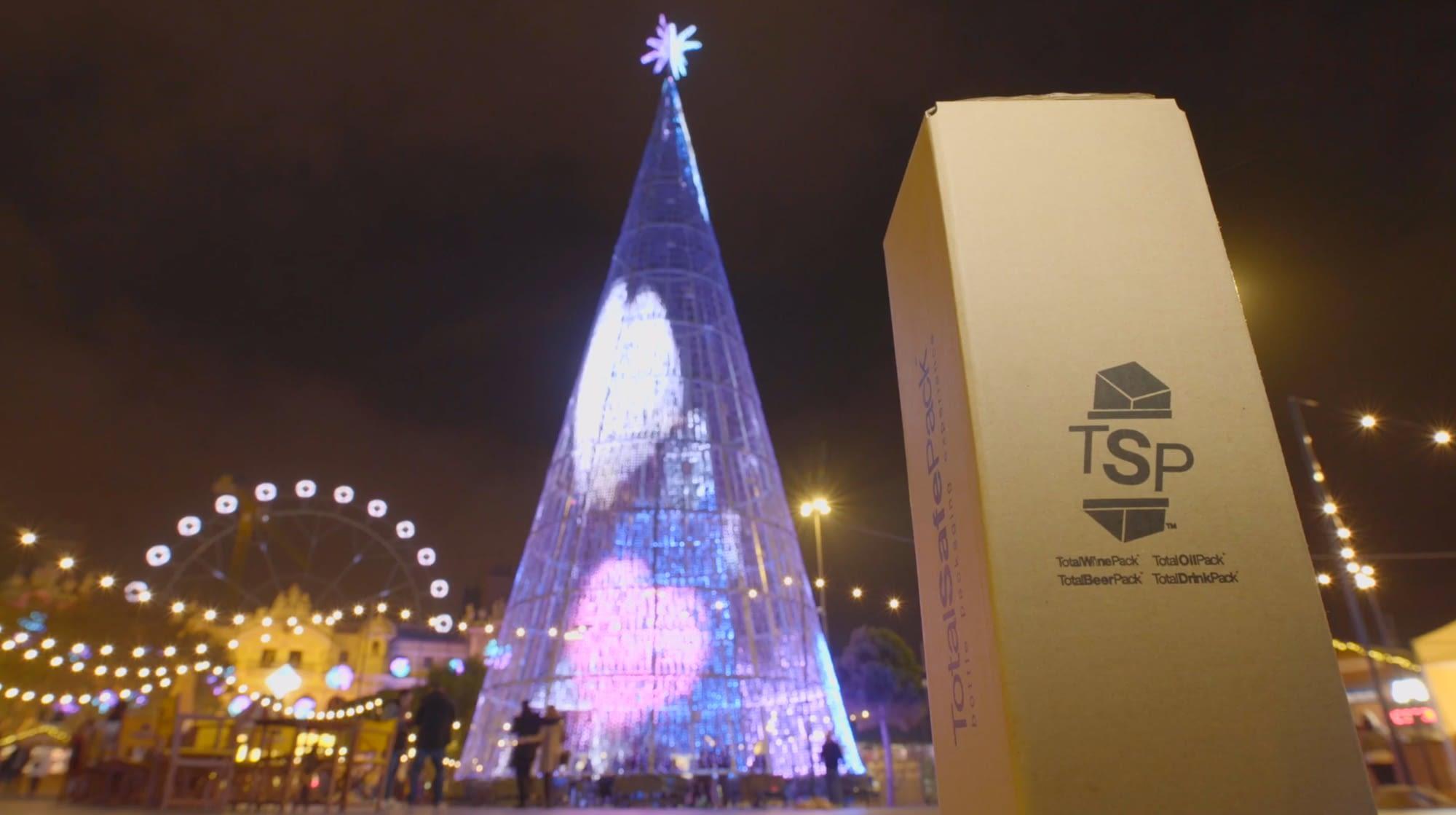Vídeo De Navidad Para TotalSafePack