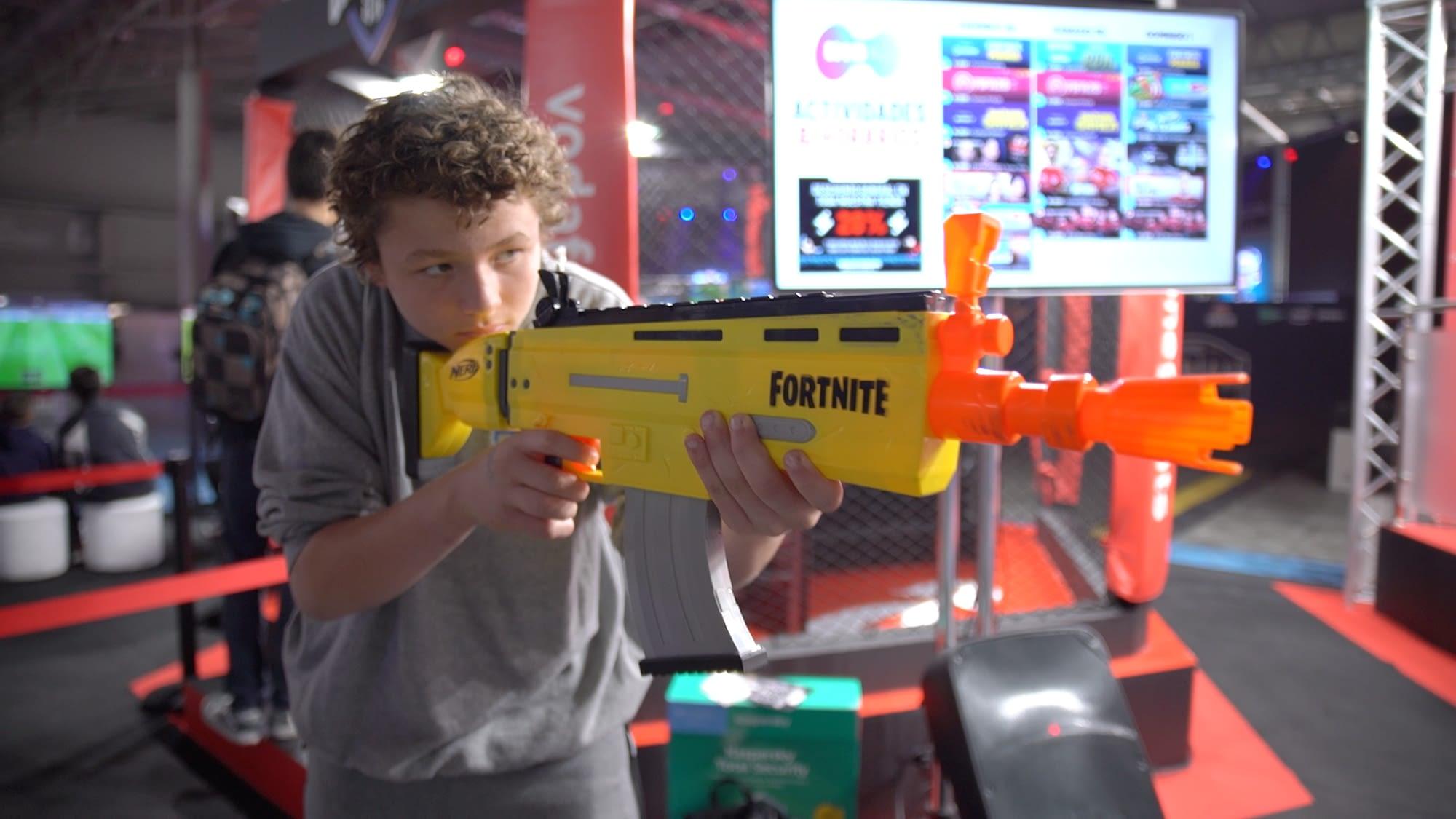 Nerf Guns On Demand